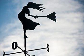 High Wind Watch in Effect tonight