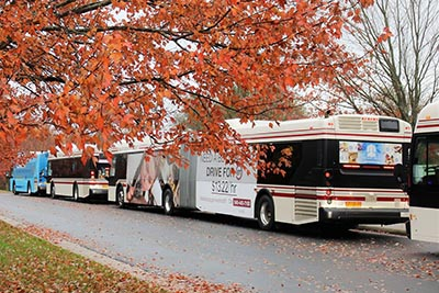 Blacksburg Transit Holiday Service