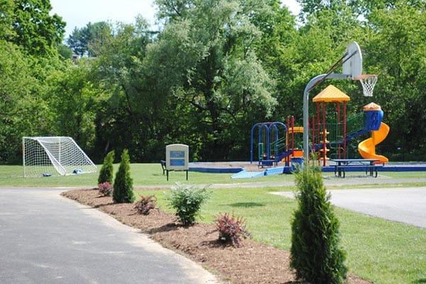 Depot Park Entrance