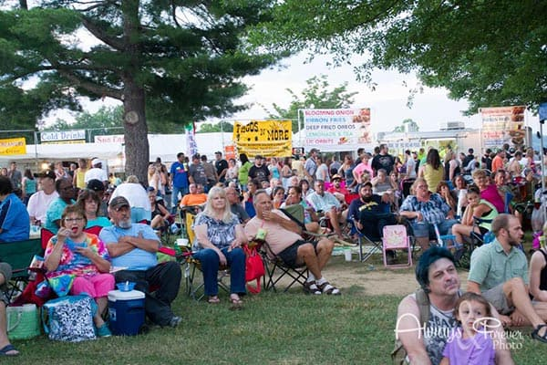 Floyd County Arts And Crafts Festival