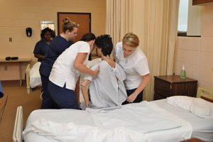 nurse-aid