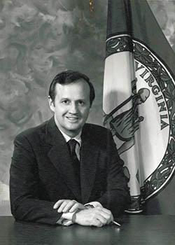 Governor John N. Dalton