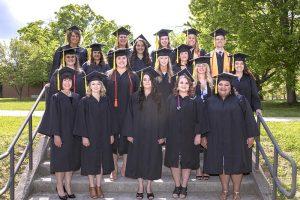 Montgomery County NRCC Nursing Graduates