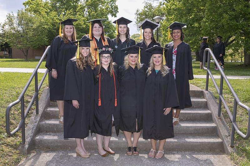 Pulaski County NRCC Nursing Graduates