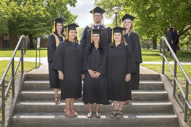 Radford NRCC Nursing Graduates