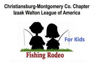 Izaak Walton Fishing Rodeo