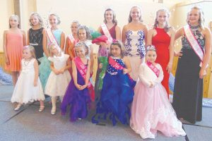 Floyd County 2017 Pageant