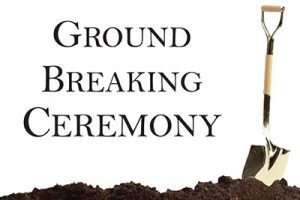 ground-breaking