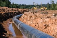 DEQ Draft Recommendation to Approve Pipeling Water Permit