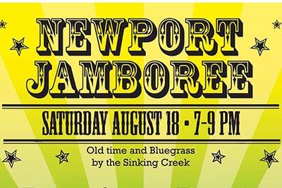 newport jamboree