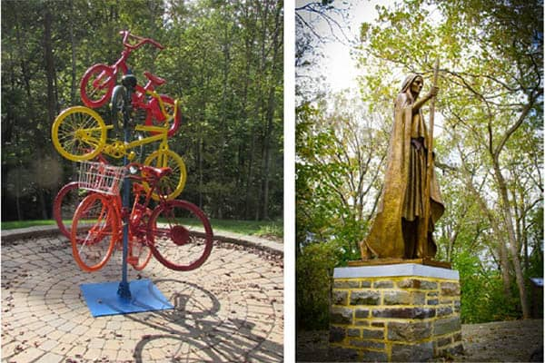 Outdoor sculpture competition announced!