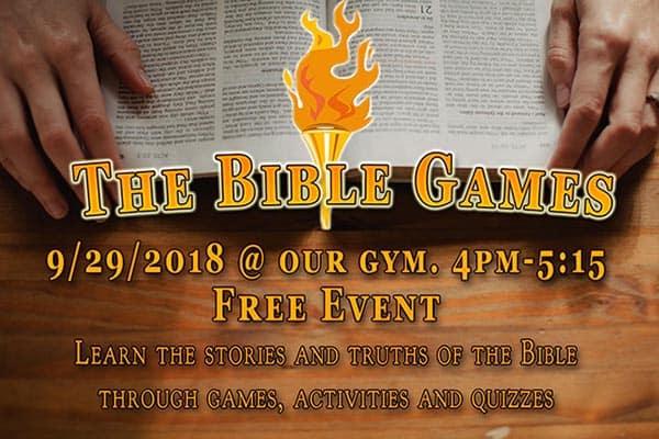 biblegames