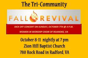tricommunity-revival