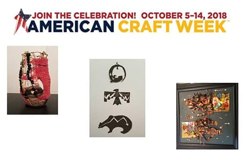 American Craft Week 2018: Metals in our World