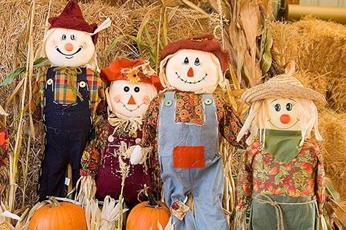 10/13: Pearisburg Scarecrow Festival