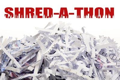 10/26: Blacksburg Shred-a-Thon