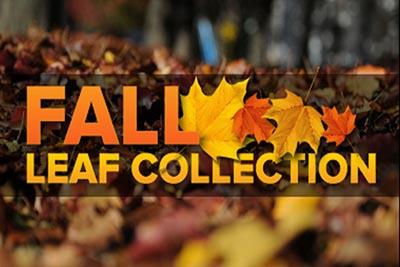 Blacksburg Leaf Collection 2019 Schedule