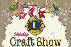 lions-holiday-craft-show