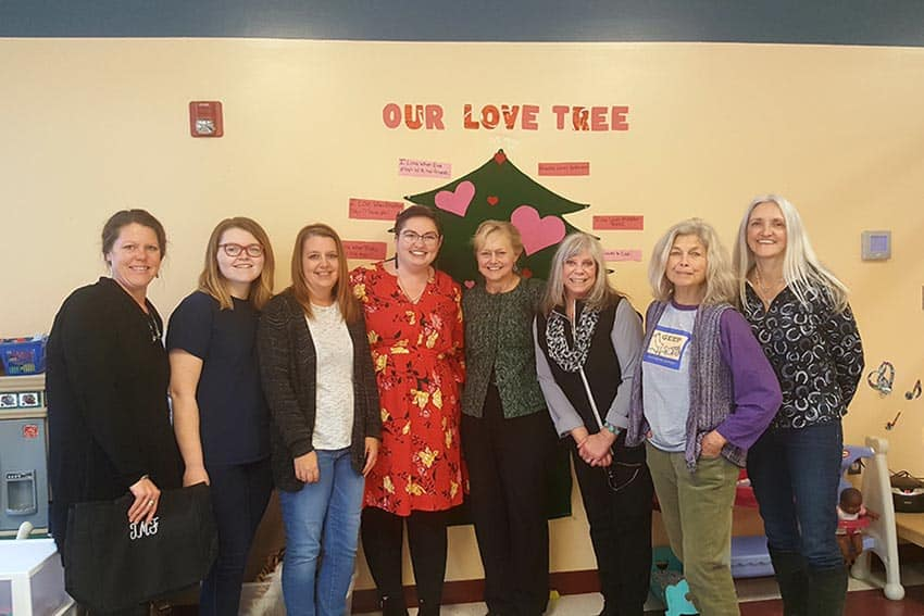 Giles County Early Educators Recognized