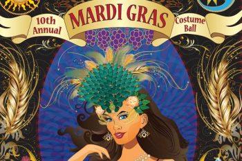3/2: Floyd Mardi Gras Costume Ball