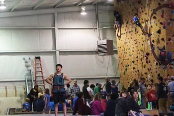 3/23: Allez Climbing Competition