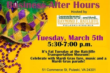 Fat Tuesday/Business After Hours