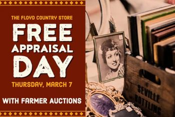 3/7: Free Appraisal Day