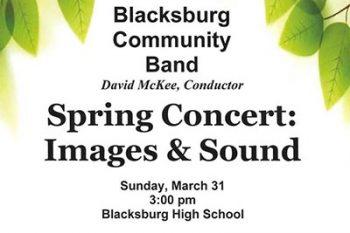 3/31: Spring Concert: Images & Sound