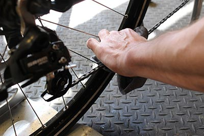 4/10: Bicycle Maintenance 101