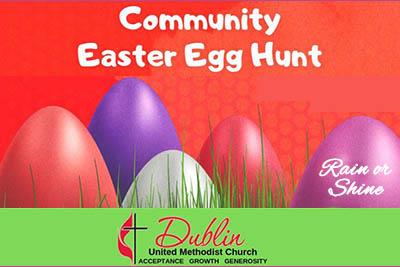 4/13: Community Easter Egg Hunt