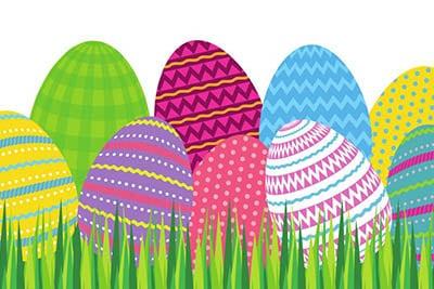 4/14: Midway Easter Egg Hunt
