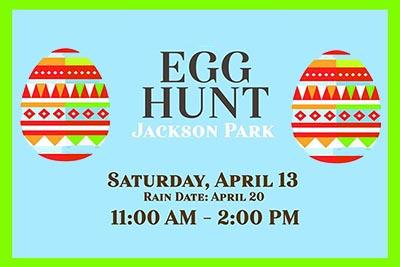 4/13: Pulaski Easter Egg Hunt