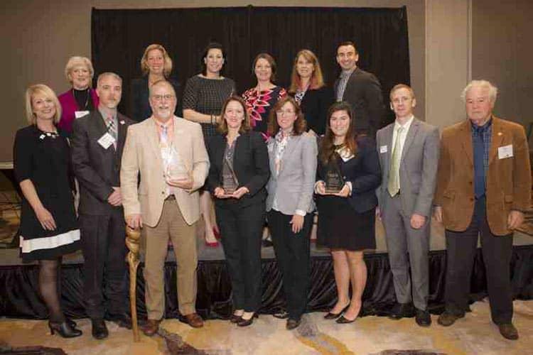 Economic Development Award to town of Pulaski