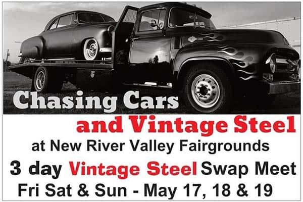 5/17-19: Automotive and Antique Swap Meet