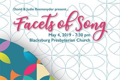 5/4: Blacksburg Master Chorale Spring Concert