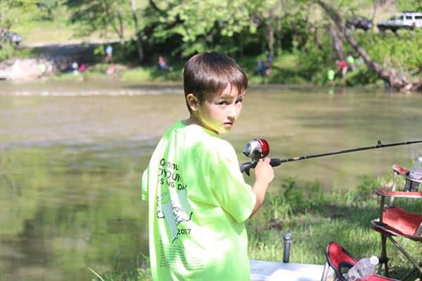 5/11: Floyd County Kids Fishing Day