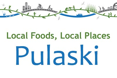 Town of Pulaski Selected for Local Foods, Local Places