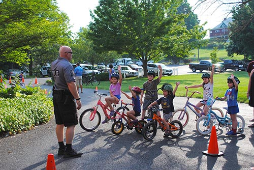 June 20: Bike Safety & Recycling