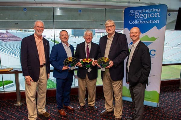 NRVRC celebrates award winners!