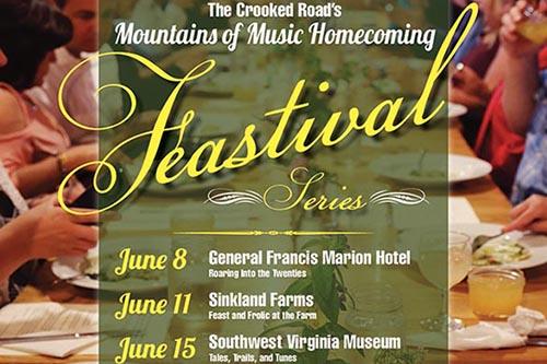 6/11: Feastival at Sinkland Farms