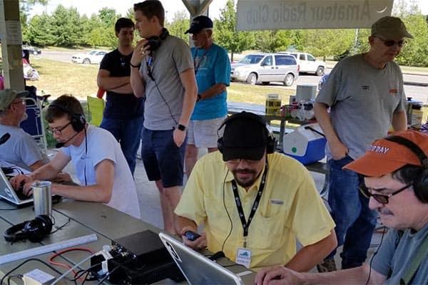 6/22: Public Demo of Emergency Communications