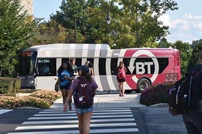 Blacksburg Receives $5.15 Million for Bus Fleet 16