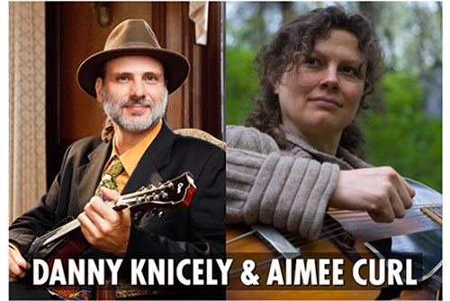 8/1: Danny Knicely & Aimee Curl, The Quebe Sisters