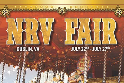 7/22-27: New River Valley Fair