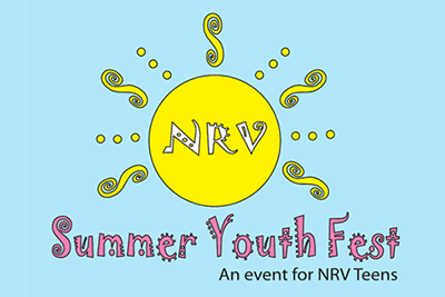 7/19: Summer Youth Fest