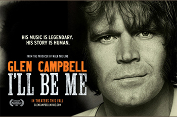 8/22: Glen Campbell: I'll Be Me