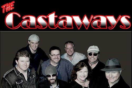 8/2: CASTAWAYS – Carolina Beach Music