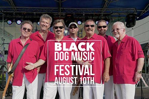 8/10: The Black Dog Beach Music Festival