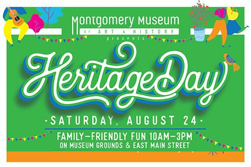 8/24: Heritage Day