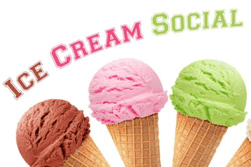 8/18: Ice Cream Social